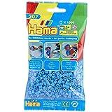 HAMA 207-46  - Cuentas de color azul pastel, 1000