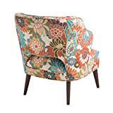 Open Back Accent Chair Cody/Multi For Sale