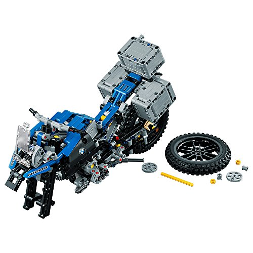 lego technic bmw r 1200 gs adventure 42063 advanced. Black Bedroom Furniture Sets. Home Design Ideas