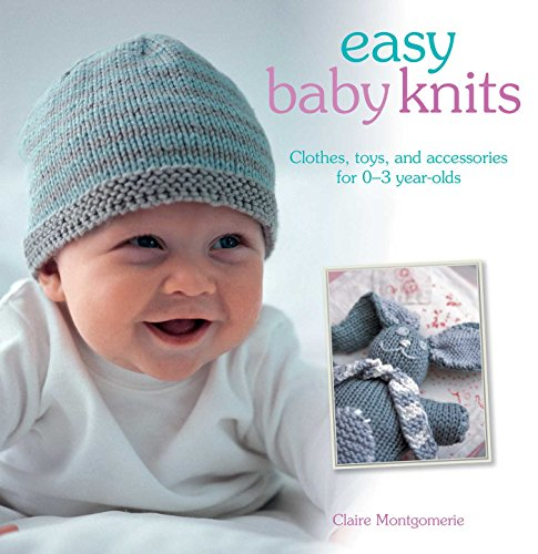 Easy Baby Knits - 1