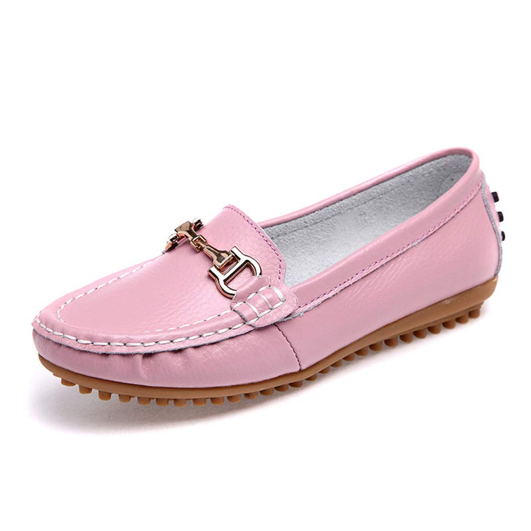 Amazon.com: Kyle Walsh Pa Ladies Casual Flats Comfortable Driving Shoes Female Ballet Moccasins: Sports & Outdoors