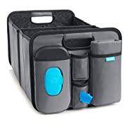 Brica Out-N-About Collapsible Trunk Organizer & Diaper Changing Station