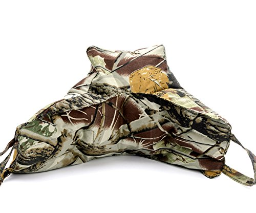 Price comparison product image Luminously Camera Bean Bag Camo Perfect for Photography or Filming - Great Scope Support Sandbag