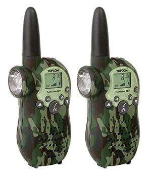 Populära Topcom PMR Twintalker 3800 Camouflage Pack Walkie-Talkie 8 Kanäle OO-34