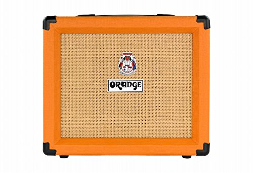 Amp Orange Crush Guitar (Orange Crush 20RT - 20W 1x8