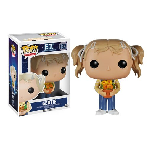 Funko POP Movies: E.T. - Gertie Action Figure