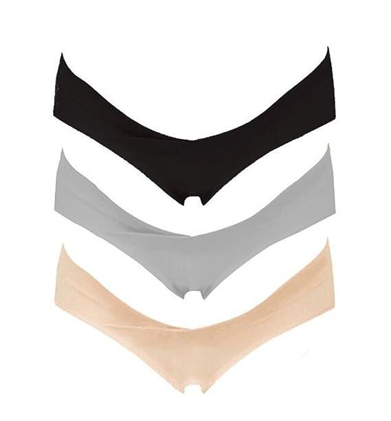 Amazon.com: rittia maternidad ropa interior, 3 pcs Mujer ...