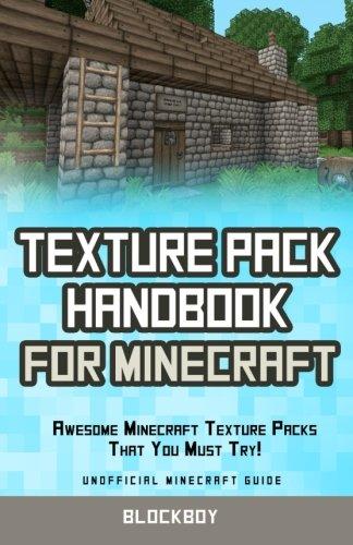 Texture Pack Handbook Minecraft Unofficial