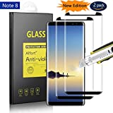 Best Samsung Phone Case For Note 4s - [2 Pack] Samsung Galaxy Note 8 Screen Protector Review