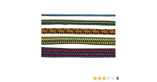 Cordino 8 mm Multicolor, 5 m pack