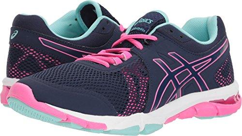 ASICS Womens Gel-Craze TR 4 Shoes, Size: 5 B(M) US, Color Indigo Blue/Indigo Blue/Hot Pink