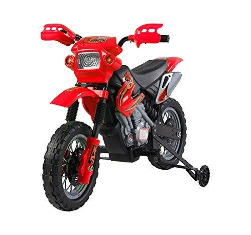 moto elettrica per bambini da cross