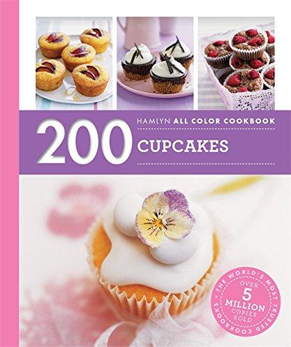 Download 200 Cupcakes (Hamlyn All Color) PDF