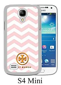 New Fashionable And Durable Designed Case For Samsung Galaxy S4 Mini With Tory Burch 11 White Phone Case