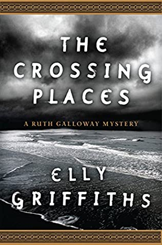 book cover of The Crossing Places