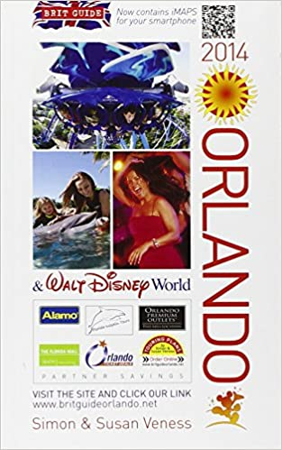 Book Brit Guide Orlando 2014 (Brit Guides)
