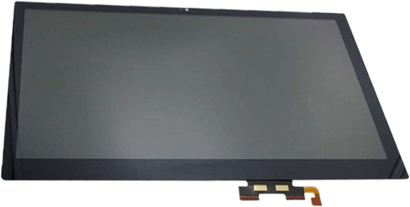 """Bblon 15.6"""" 1366x768 Screen Touch Glass Panel Digitizer Panel LCD Display Screen Assembly for Acer Aspire V5-573P V5-573P-9481 V5-573P-6896 6865"""
