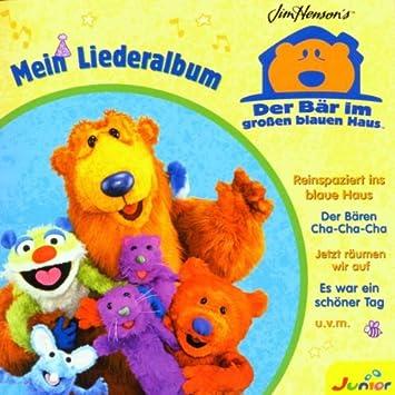 Der Bär Im Großen Blauen Haus Mein Liederalbum
