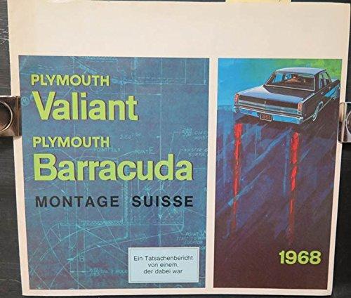 Plymouth Barracuda Formulas - 6