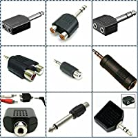 Breewell Imported All Types of Audio & Video Converter (Set of 9)