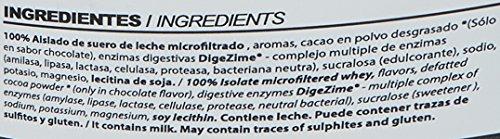 BigMan Zero Whey Protein Isolate 2 Kg Canela: Amazon.es: Salud y cuidado personal