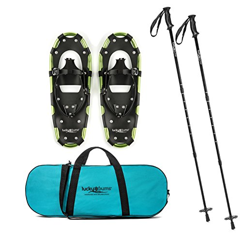 Lucky Bums Youth Snowshoes Trekking product image