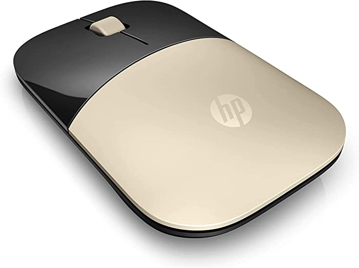 HP Z3700 BD-8DQ31AA-Q Wireless Mouse Pale Rose Gold