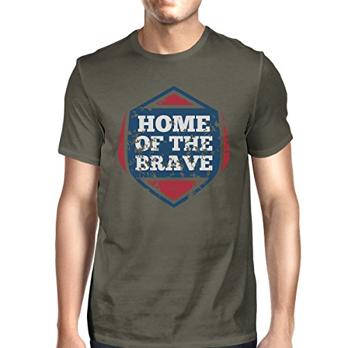 Brave Camiseta 365 corta The hombre Of One manga Size de Home para Printing 4w75n6qwRC