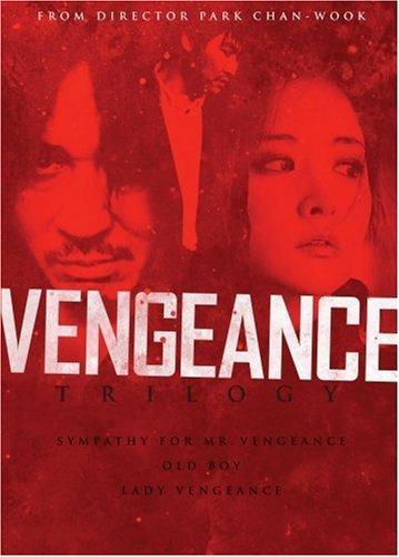 Vengeance Trilogy (Sympathy for Mr. Vengeance/Oldboy/Lady Vengeance) by Kino Lorber films