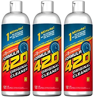 Amazon com: GRAND MASTER SMOKE (32oz) Soak & Wash
