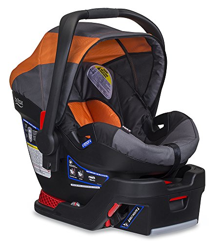 BOB B Safe 35 Infant Car Seat, Canyon