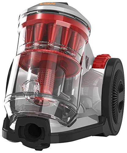 Vax CCQSAV1T1 Air Total Home Vacuum Cleaner, 1.5 Litre, 900 W, Red