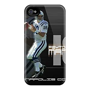 Wfj3636 plus 5.5vnRL Snap On Case Cover Skin For Iphone 6 plus 5.5(indianapolis Colts)