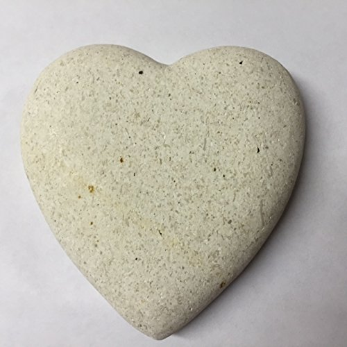 Rock Shape - Heart Shape Natural River Rock 2