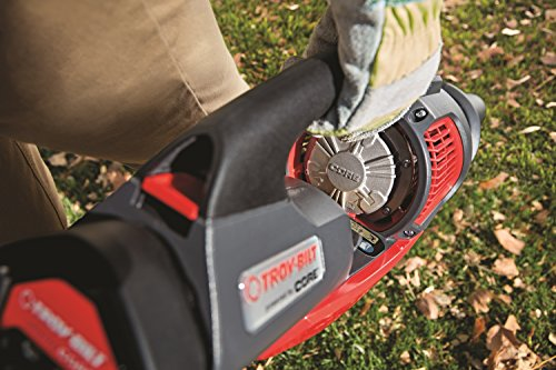 Troy-Bilt CORE TB4300 40V 545-CFM 125 MPH Cordless Electric Leaf Blower Kit