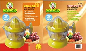 0.5 Liter Citrus Juicer