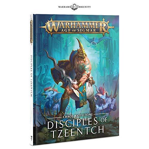 Games Workshop Warhammer Age of Sigmar: Battletome Disciples of Tzeentch
