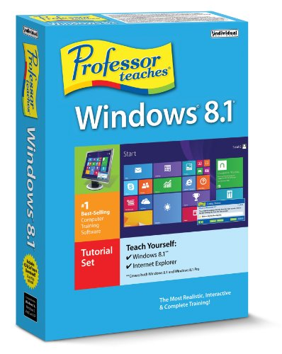 Professor Teaches Windows 8.1 Windows PMM-W81