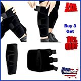 VSR Athletics Leg Support Lower Foot Wrap Muscle Calf Unisex Compression Brace Shin Splint Sleeve Pain Relief.Ideal For Sports Volleyball Basketball Football GYM Outdoor Activities Running And Jogging