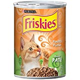 Friskies Classic Pate Poultry Platter Cat Food 13 oz. Can Review