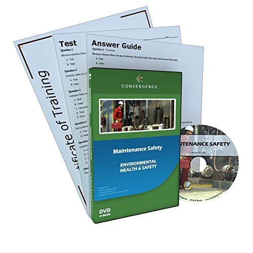 Convergence Training C-530 Maintenance Safety DVD by Convergence Training