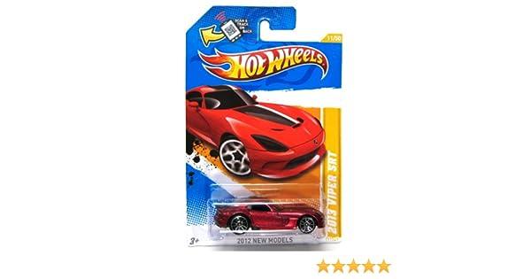 Hot Wheels 2012 New Models 2013 Viper SRT 11//247 Maroon Mattel SG/_B008Y6SFEK/_US