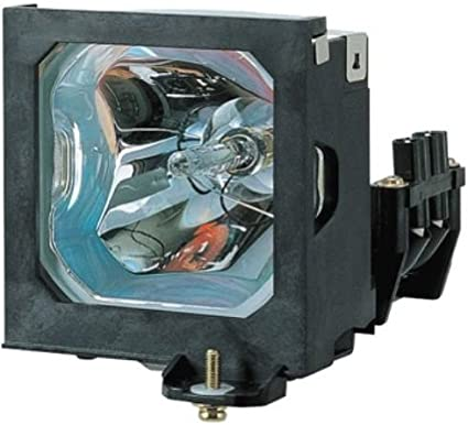 Powered by Ushio AuraBeam Professional Replacement Projector Lamp for Panasonic PT-D3500 with Housing