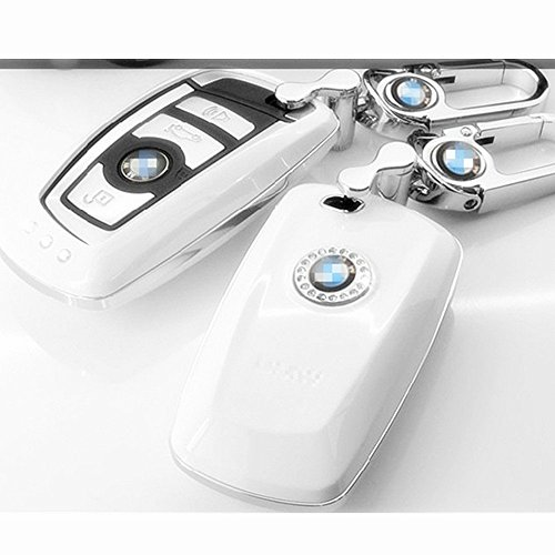 car-remote-key-fob-case-holder-cover-for-bmw-1-3-5-7-series-x3-x4-white
