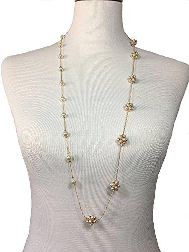 Samariya Faux Pearl Gold...