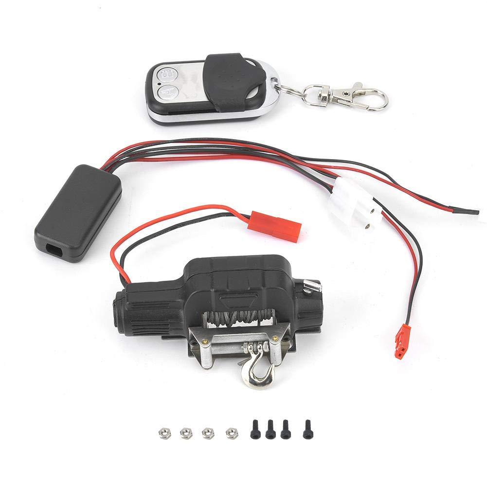 Fernbedienungs-Controller-Kit Passend f/ür 1:10 TRX4 KM2 RC Crawler-Zubeh/ör Mootea Electronics RC Winde