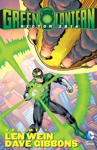 Green Lantern: Sector 2814 Vol. 1 (Green Lantern (DC Comics))