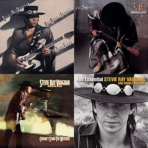 Best of Stevie Ray Vaughan (Best Of Stevie Ray Vaughan)