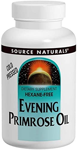 Natures Aid Organic Evening Primrose Oil Capsules – Pack of 90