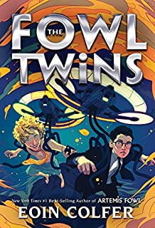 Book Cover: The Fowl Twins